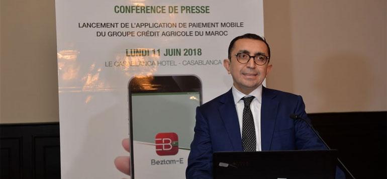 Beztam-E, la nouvelle solution de paiement mobile du Groupe Crédit Agricole