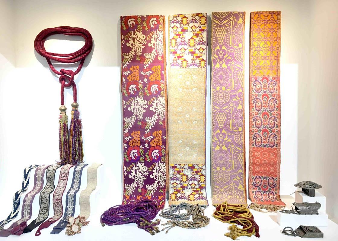Musee Marrakech ceintures Femmes