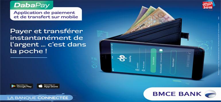 BMCE Bank lance son service de paiement mobile