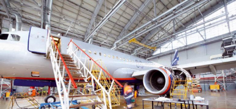 Écosystème aéronautique : le taux d'intégration à fin 2020 porté à 39%