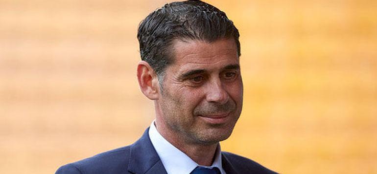 Fernando Hierro nommé entraîneur de la sélection d'Espagne durant la Coupe du monde