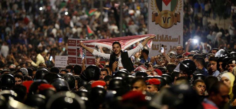 Contestation sociale en Jordanie : Le Premier ministre présente sa démission
