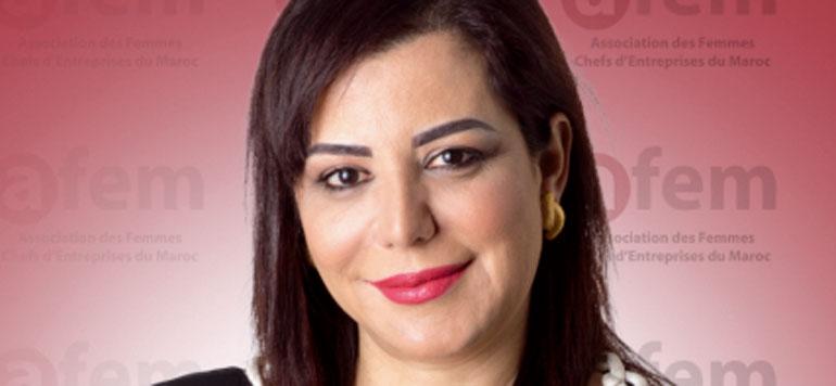 Leila El Andaloussi promet de donner une nouvelle impulsion à l'AFEM