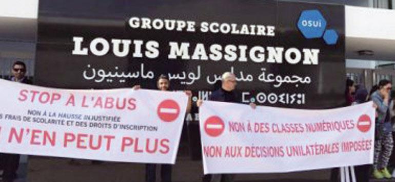 Réseau Louis Massignon : les frais de scolarité font monter la tension