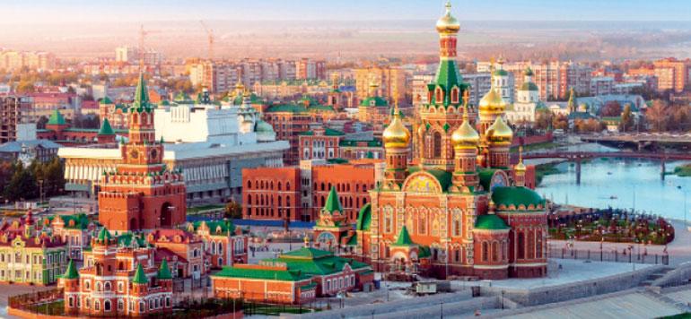 Moscou : La ville aux mille-trois clochers