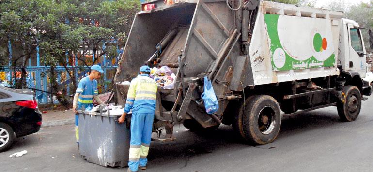 Gestion des décharges : 850 000 tonnes à recycler chaque année