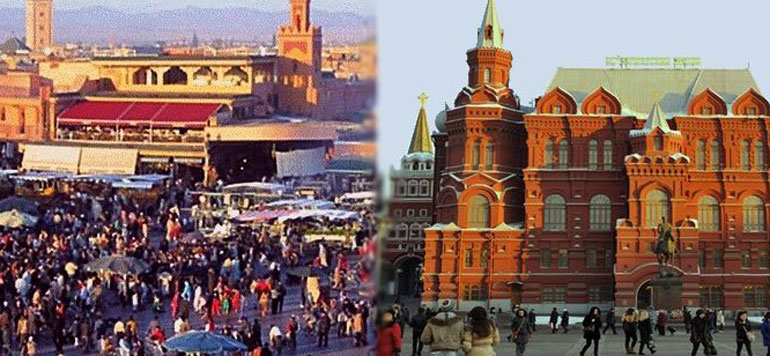 Mondial 2018 : La Russie ambitionne de devenir une destination touristique majeure