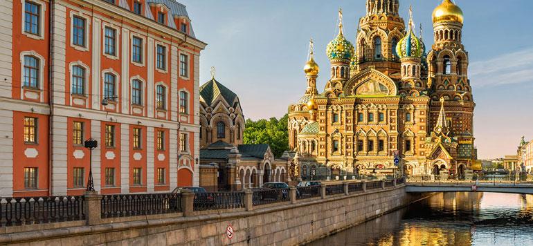 Saint-Pétersbourg : La ville au charme indicible