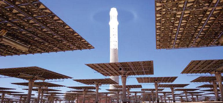 Sener teste sa technologie à Noor Ouarzazate III