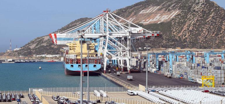 Ports à conteneurs : Tanger Med dans le top 50 mondial et premier en Afrique
