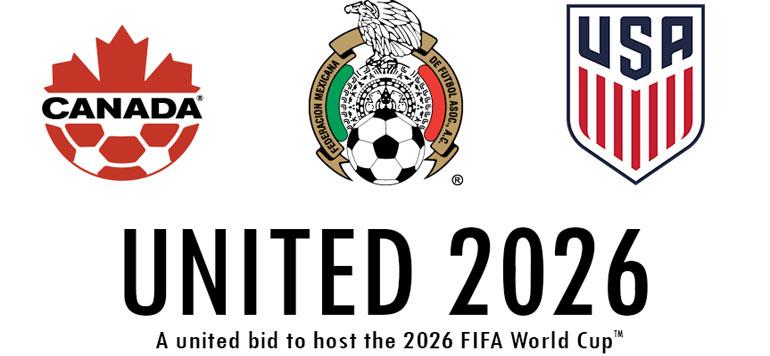 Football : Le trio Etats-Unis/Canada/Mexique organisera le Mondial-2026