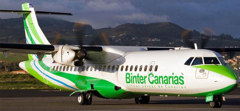 Aérien : Binter renforce ses dessertes sur Casablanca
