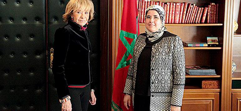 Des projets maroco-espagnols pour les femmes de Nador