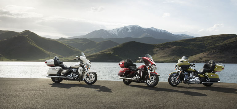 L'Ultra Limited d'Harley-Davidson arrive au Maroc