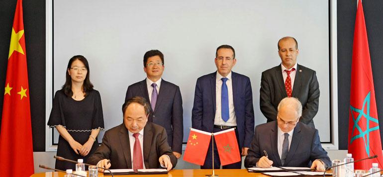 E-Commerce : Barid Al-Maghrib s'allie avec China Post Group