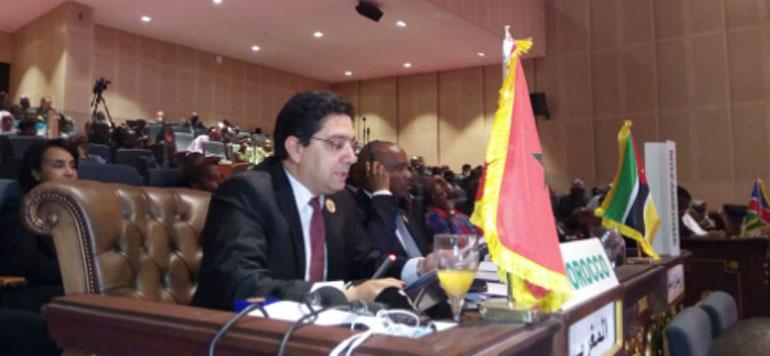 Le texte intégral du discours royal adressé au sommet de l'Union africaine