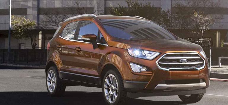 Essai du Ford Ecosport : Un nouvel opus encore plus abouti !