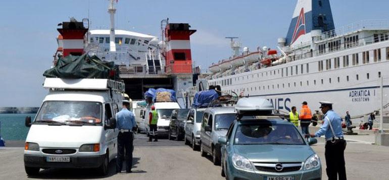 Marhaba 2018 : Plus de 1 741 000 passagers et 464 977 véhicules ont transité via le port Tanger Med