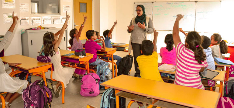 Maroc École