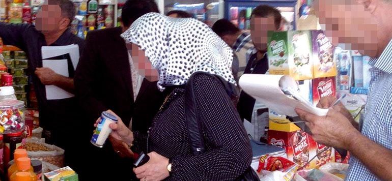 Produits alimentaires : plus de 4 millions de tonnes  contrôlés au deuxième trimestre
