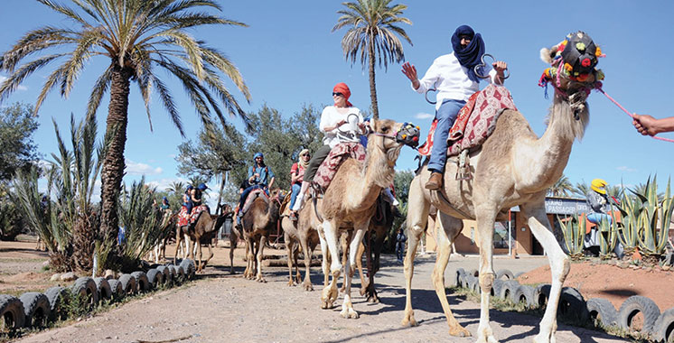 Hausse de 9% des arrivées touristiques au Maroc à fin mai