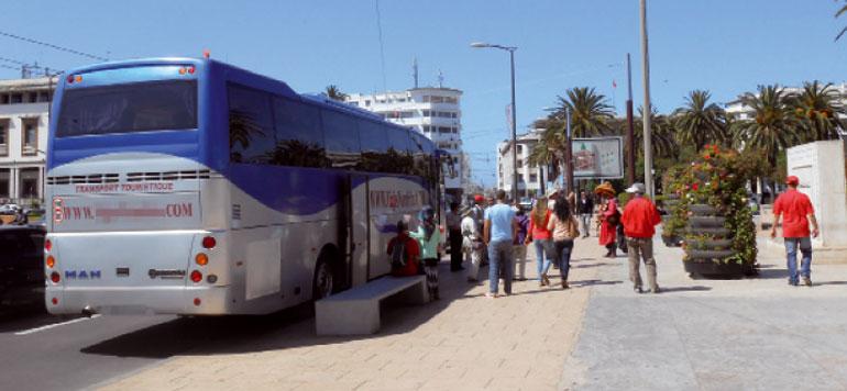 Le transport touristique reprend des couleurs