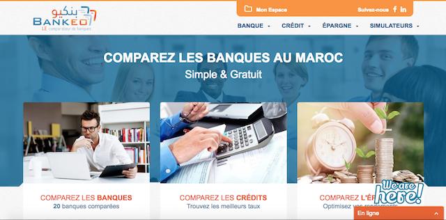 Un comparateur de banques en ligne voit le jour !