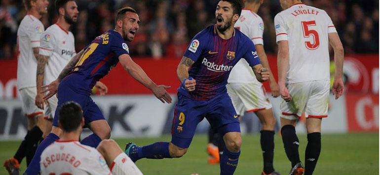 Super coupe d'Espagne : la finale Barça-Séville se jouera probablement à Tanger