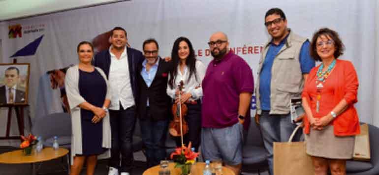 La jeunesse marocaine  dans la création artistique