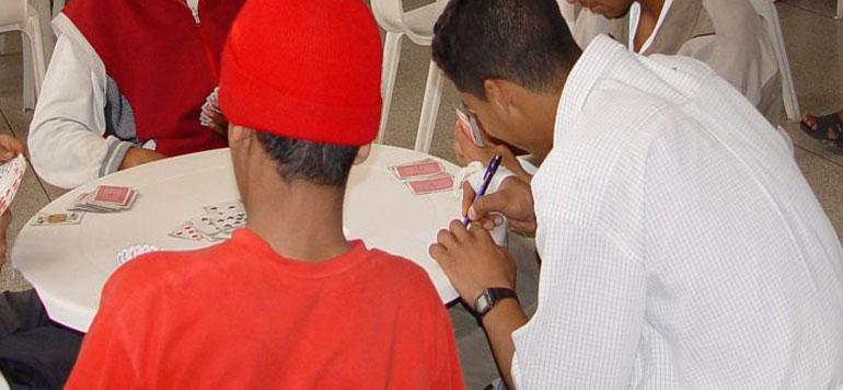 Un congé pénitentiaire pour détenus mineurs
