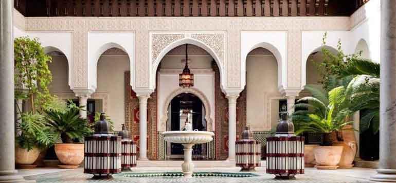 La Mamounia dans le top 100 des meilleurs hôtels au monde