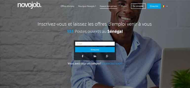 e-recrutement : Le portail Novojob investit le marché sénégalais de l'emploi