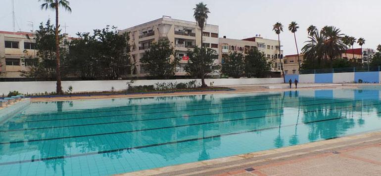 Réouverture de la piscine municipale de Mohammedia (en Photos et Vidéo)