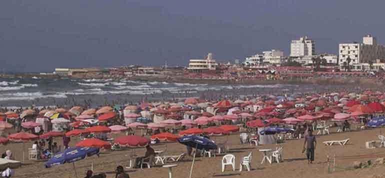 Casablanca met de l'ordre dans ses plages