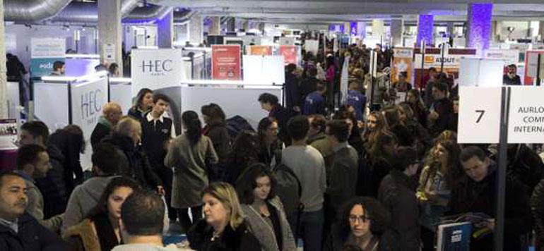 Campus Fair, le nouveau salon des études supérieures qui casse les codes