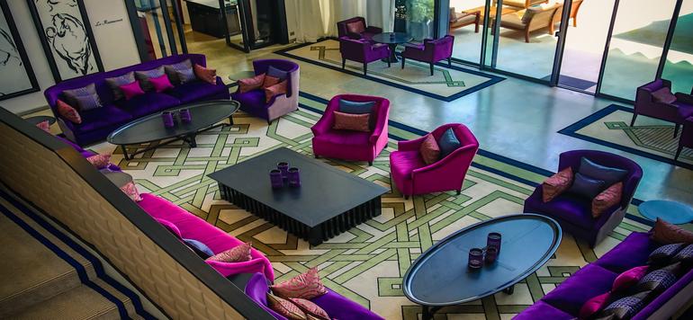 Créée par IMKAN, Villa Diyafa est une maison d'hôtes d'exception inspirée de la vie de Zyriab