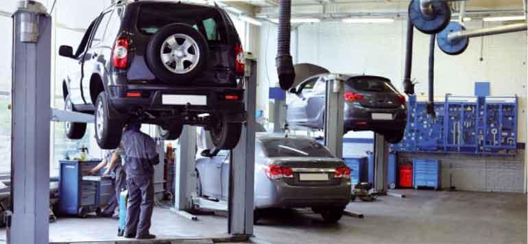 Entretien automobile : jusqu'à 30% de marge nette !
