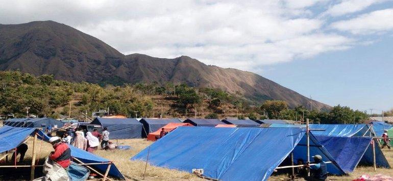 Indonésie: Le bilan du séisme de Lombok pourrait grimper à 381 morts