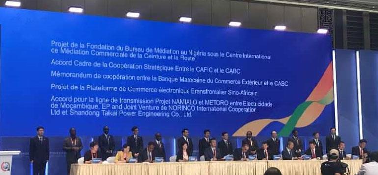 BMCE Bank of Africa signe un nouvel accord en Chine