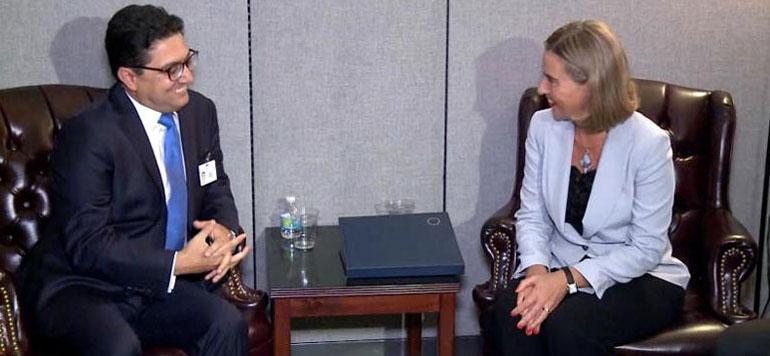 Une série de rencontres bilatérales pour Nasser Bourita à New York
