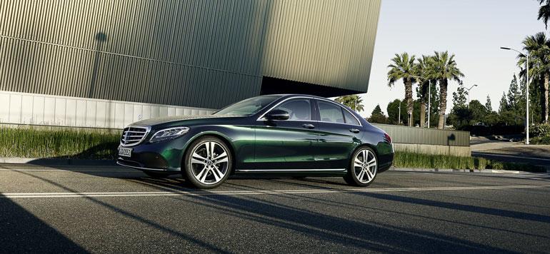 Nouvelle Mercedes-Benz Classe C Berline : innovante par le style