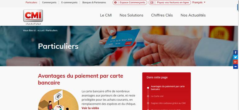 Un nouveau site internet pour le CMI