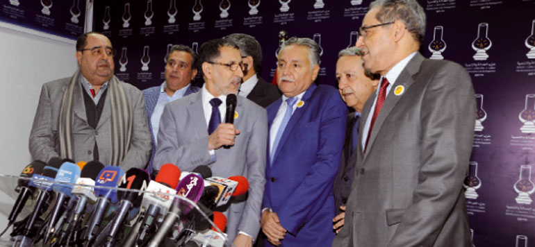 El Othmani réussira-t-il à maintenir la solidité de sa majorité ?