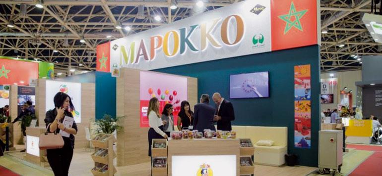 Cinquième participation du Maroc au Worldfood en Russie