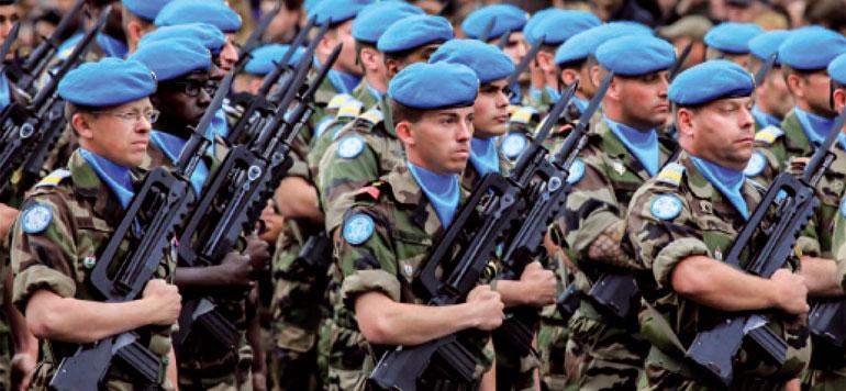Maintien de la paix dans le monde :  le Maroc réaffirme sa position