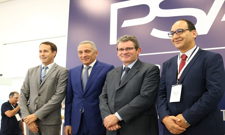 PSA portera la capacité de son site de Kénitra à 200 000 véhicules par an