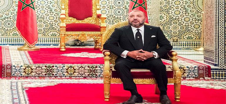 Sa Majesté reçoit le Chef du gouvernement et le ministre de la Santé