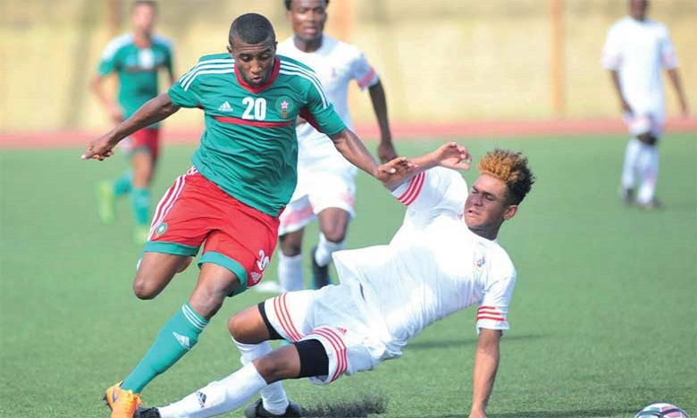 U23 : double confrontation amicale face à la Tunisie