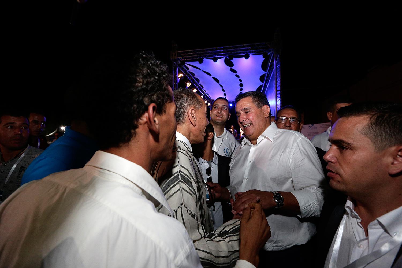 RNI. Ce qu'a dit Aziz Akhannouch devant la jeunesse de son parti