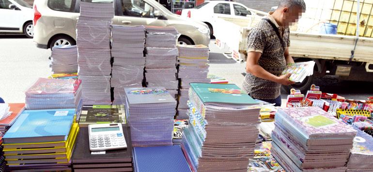 Les prix des cahiers augmentent de 15 à 20%
